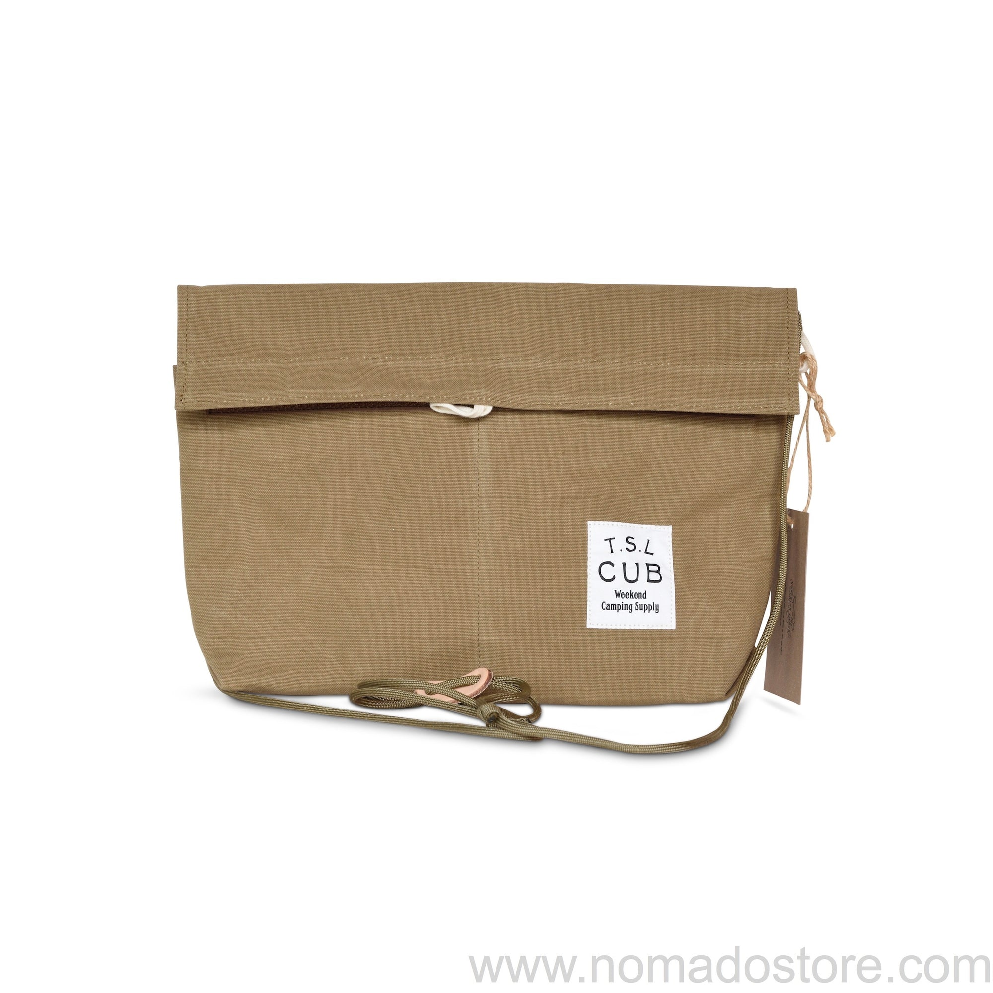 The Superior Labor DX Sacoche Large (2 colours) - NOMADO Store