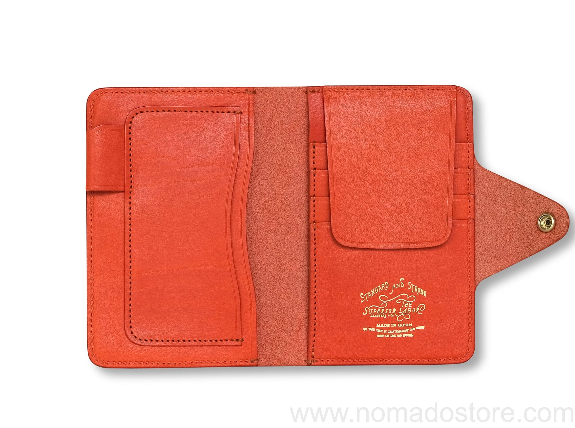 The Superior Labor Traveler's Note Cover AW19 (3 colours)