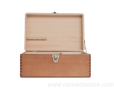Classiky Toga wood First-aid Box M - NOMADO Store