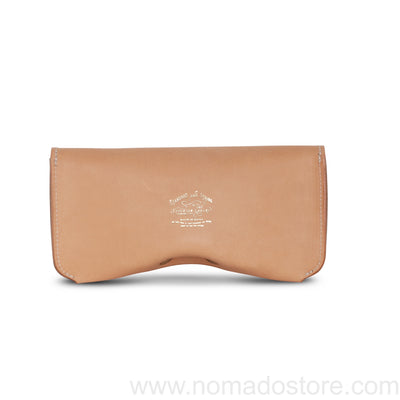 The Superior Labor leather glasses case (5 colours) - NOMADO Store