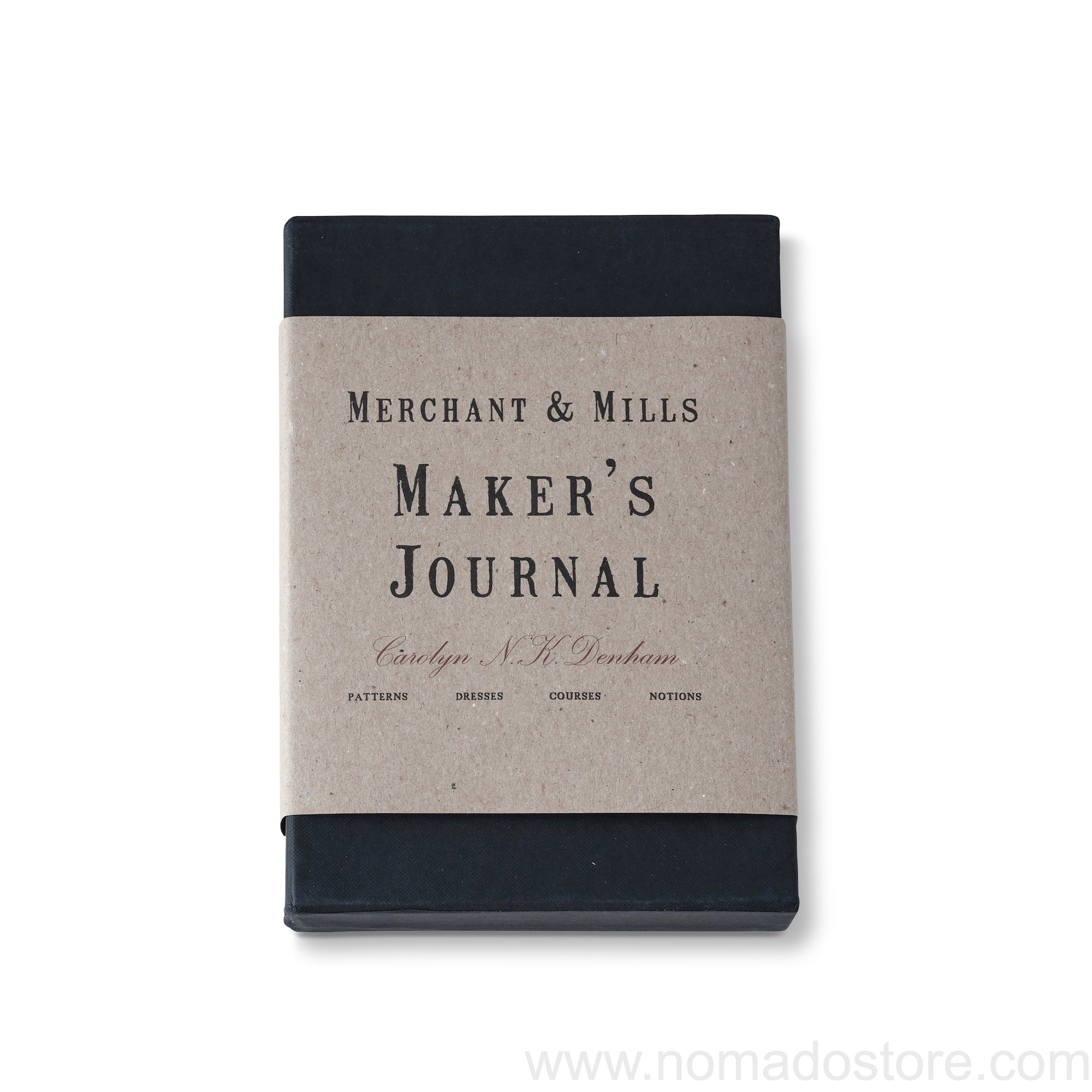 Merchant & Mills Makers Journal - NOMADO Store