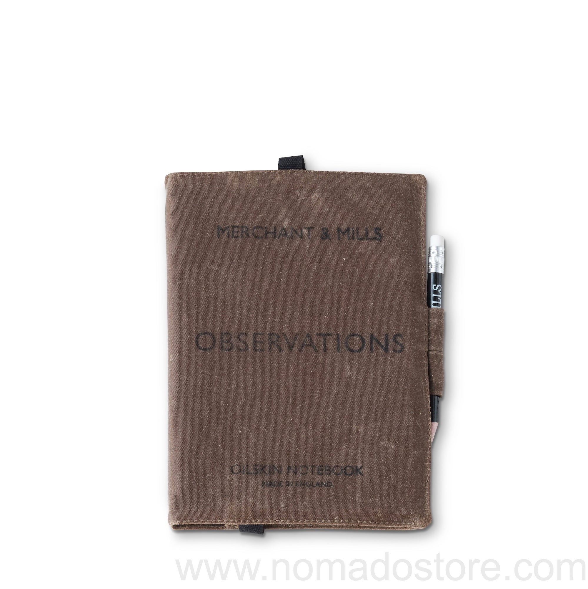 Merchant & Mills Observations Notebook - NOMADO Store