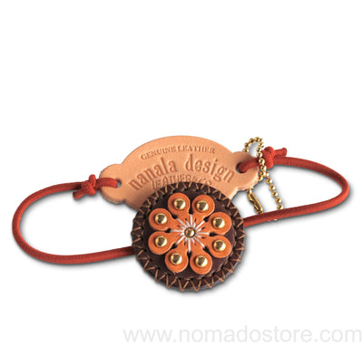 Nanala Design Leather Concho (8 colours) - NOMADO Store