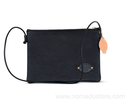 Nanala Design Leather Sacosh (2 badge colours) - NOMADO Store