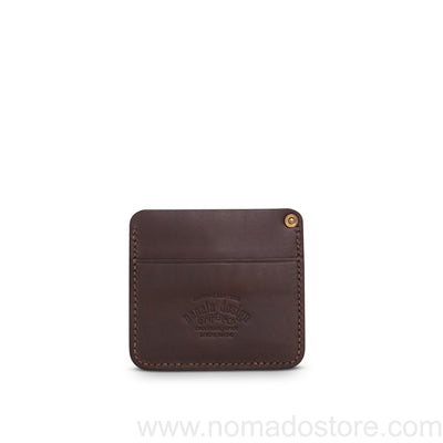 Nanala Design Leather Card Wallet (4 colours) - NOMADO Store