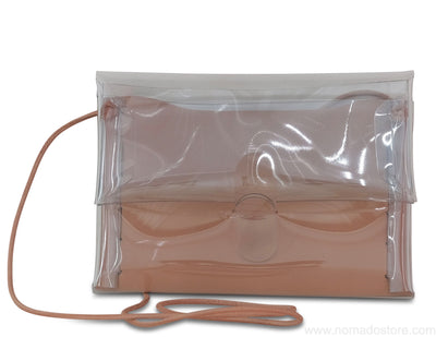 i ro se Seamless Shoulder Case PVC (Nude leather) - NOMADO Store