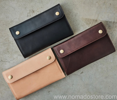 The Superior Labor Traveler's Purse (3 colours) - NOMADO Store