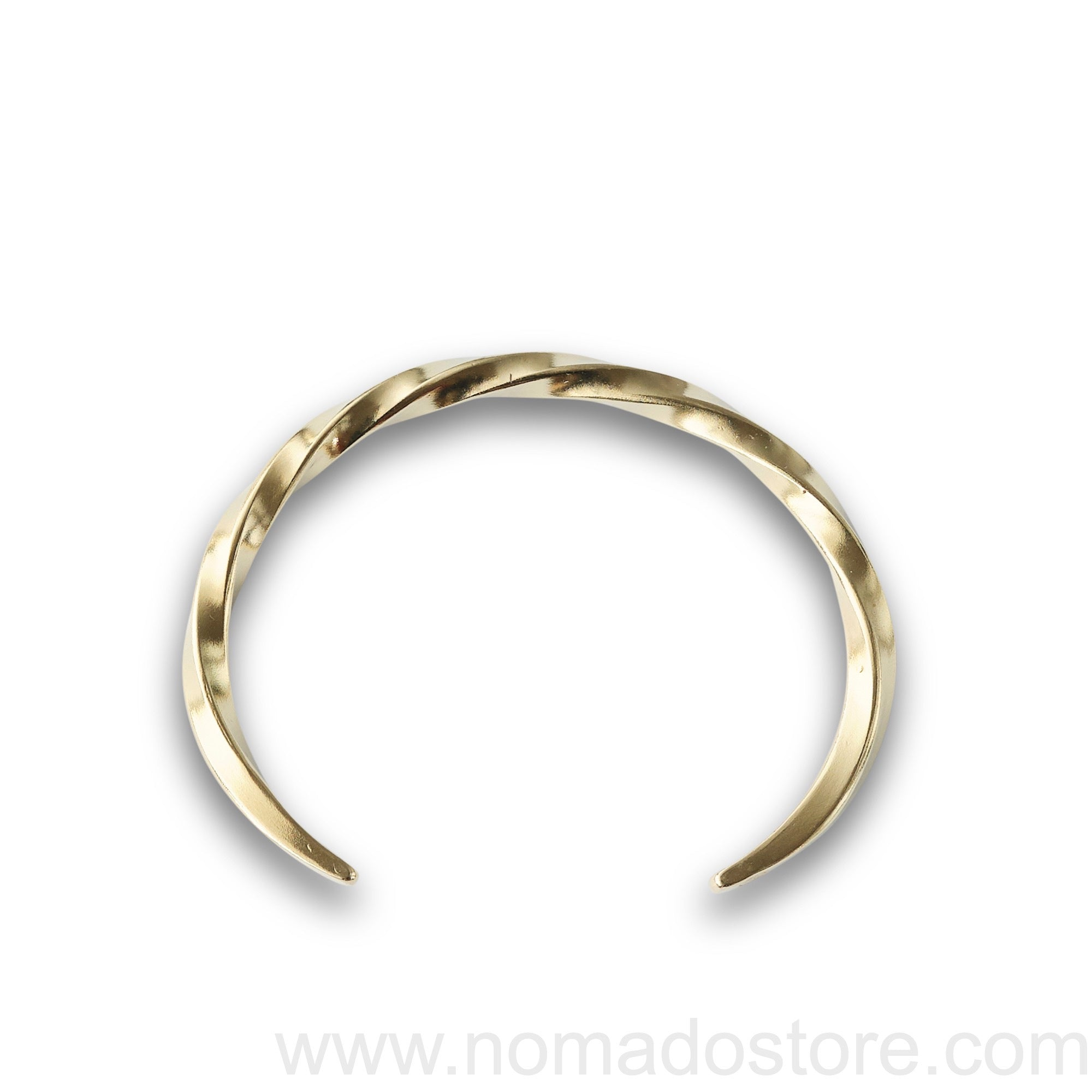 The Superior Labor Twist Bangle - NOMADO Store