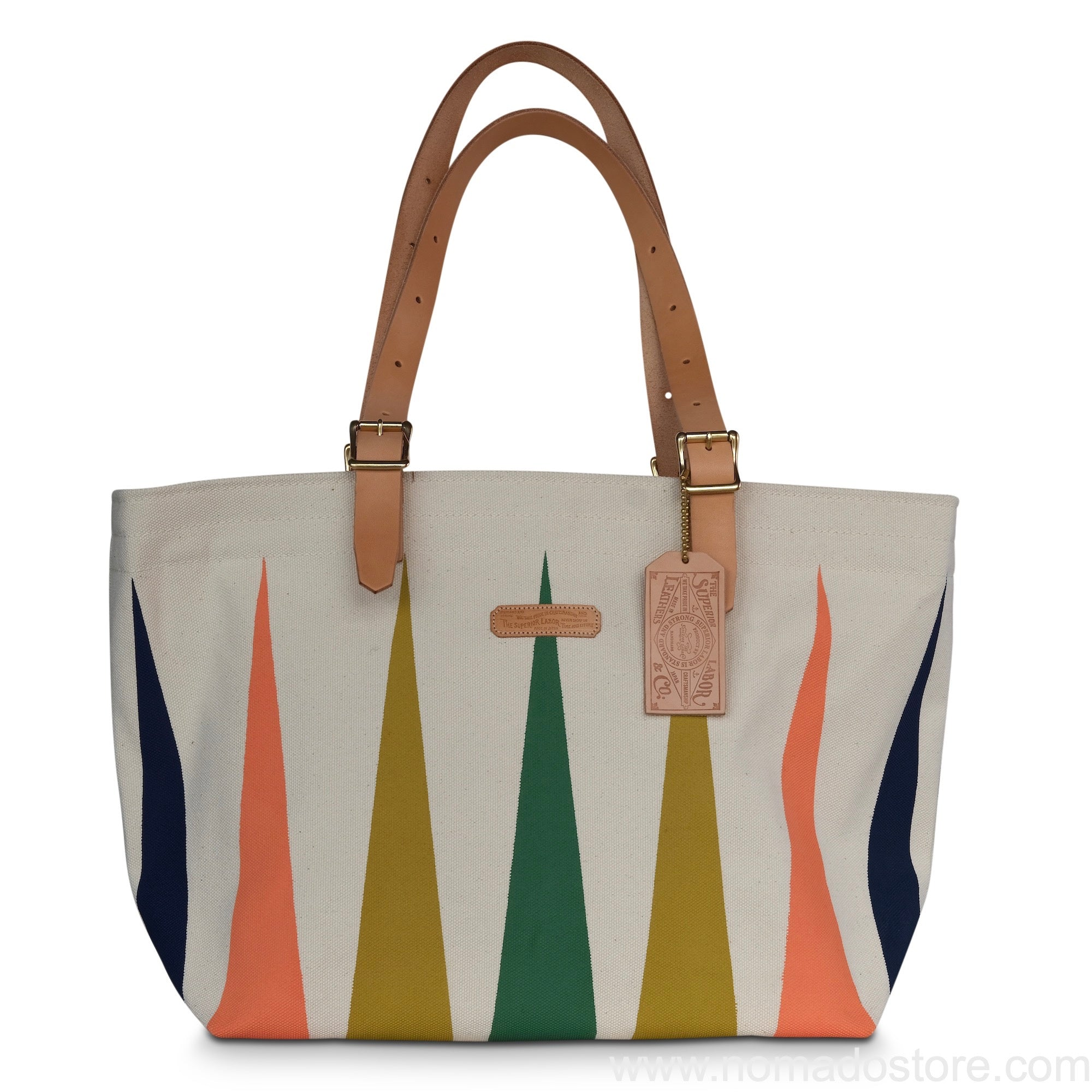 The Superior Labor Geometric Tote Bag - NOMADO Store