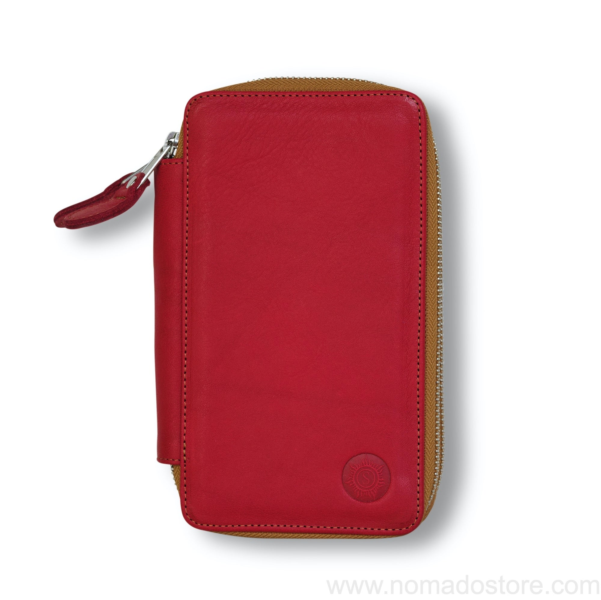 Sonnenleder Bosse Pencil Case (red)
