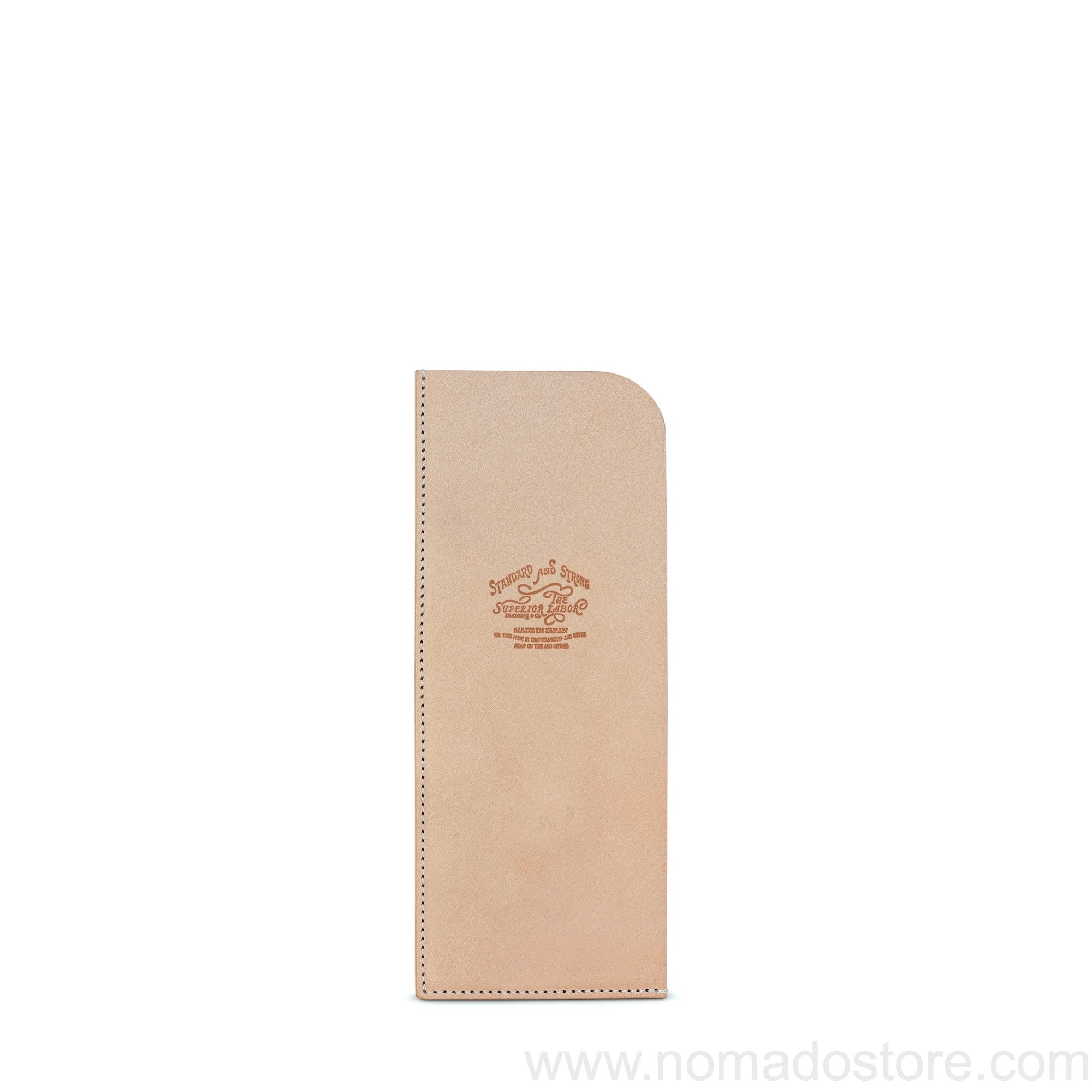 The Superior Labor A5 Leather Slim File (3 colours)