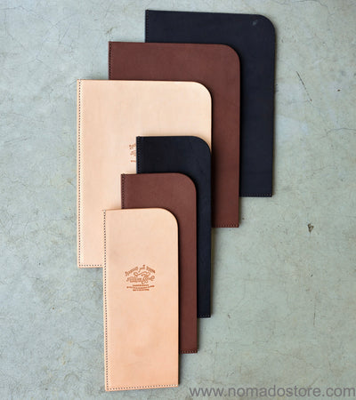 The Superior Labor A5 Leather File (3 colours)