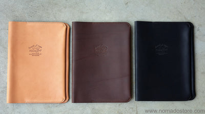 The Superior Labor A5 Leather Notebook Cover (3 colours)