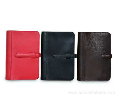 The Superior Labor Personal Organizer (red, black, brown)