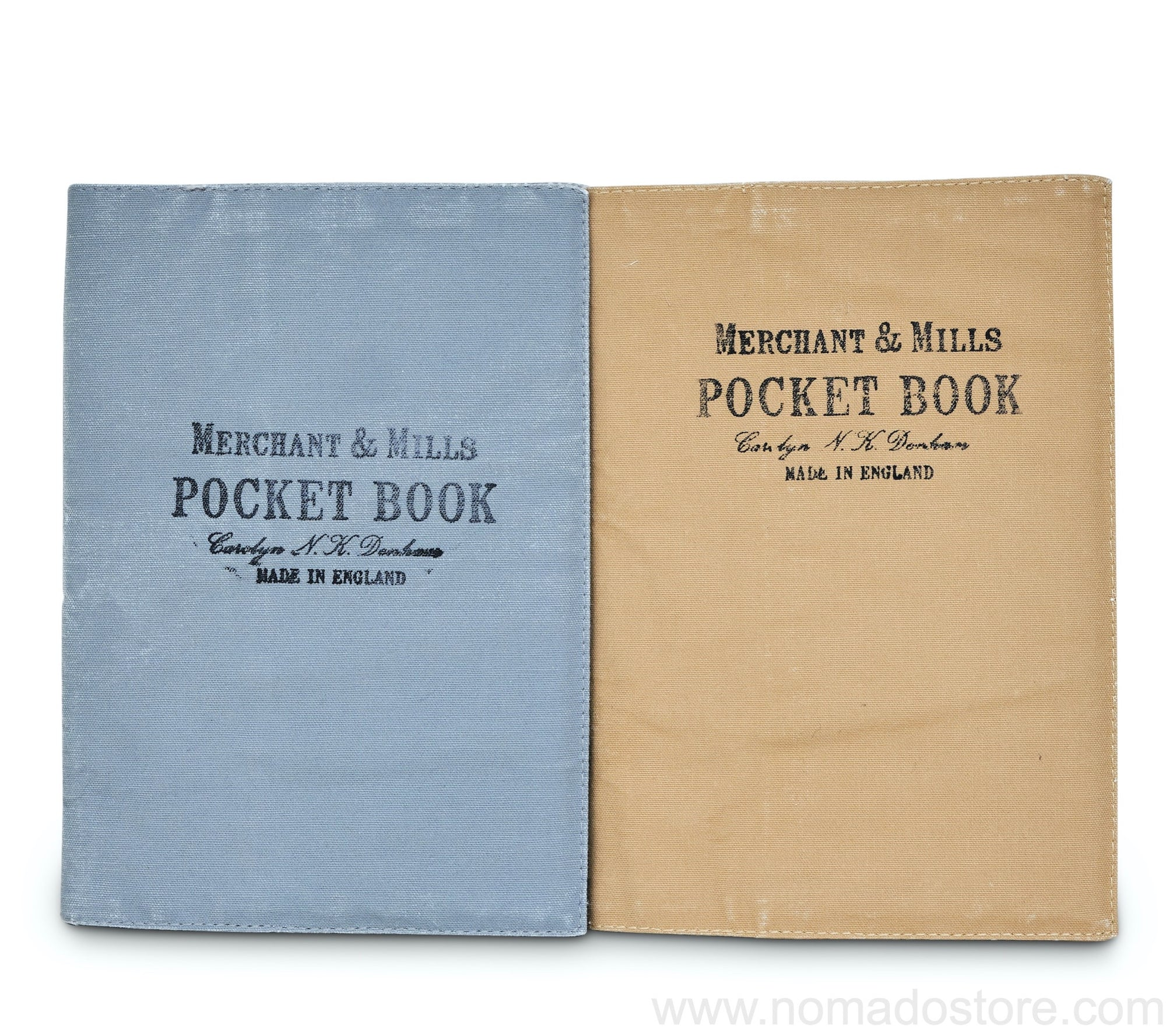 Merchant & Mills Pocket Book (2 colours)