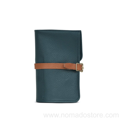 The Superior Labor leather pen roll Ltd Edition (Blue Grey)