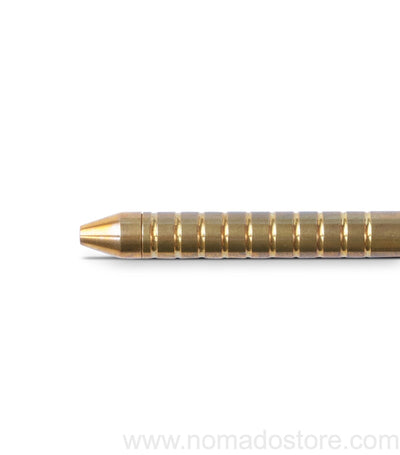 The Superior Labor Brass Ballpoint Pen - NOMADO Store