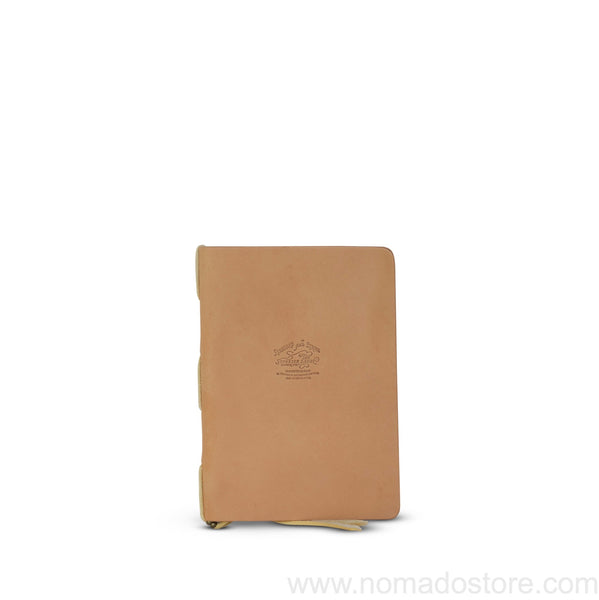 The Superior Labor A6 Leather Notebook cover (3 colours)