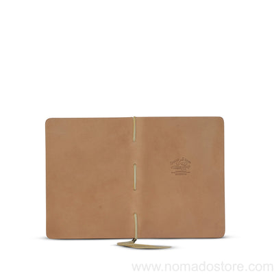 The Superior Labor A6 Leather Notebook cover (3 colours) - NOMADO Store