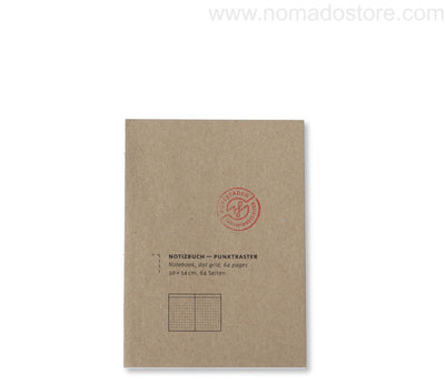 Roterfaden Small A6 Dot Grid Refill (10x14cm) - NOMADO Store
