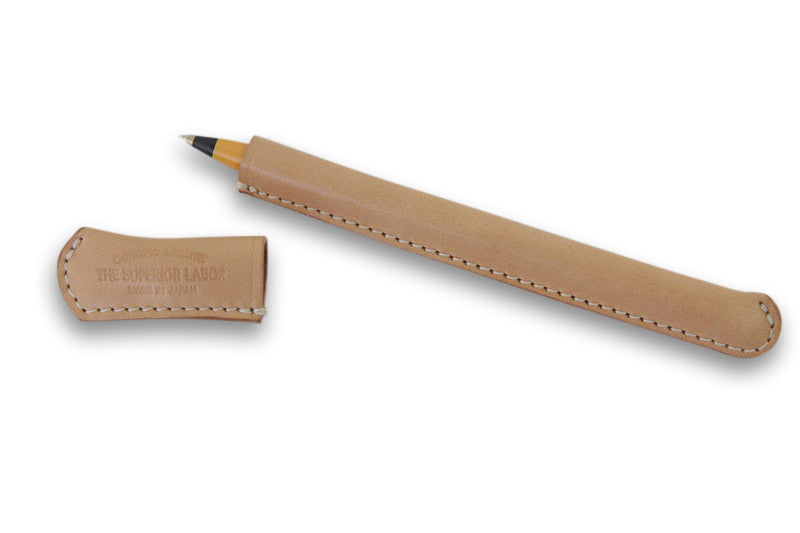 The Superior Labor Leather Pen - NOMADO Store