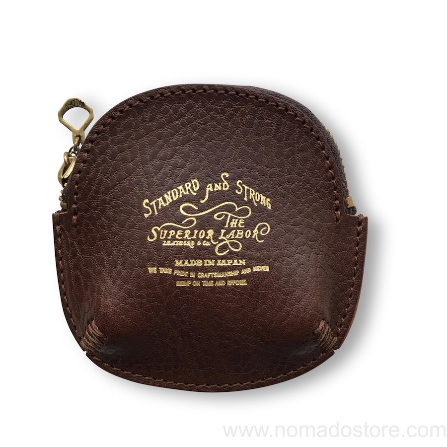 Superior Labor zip coin case
