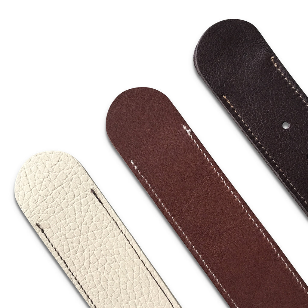 Leather pen pouch (3 colours) - NOMADO Store