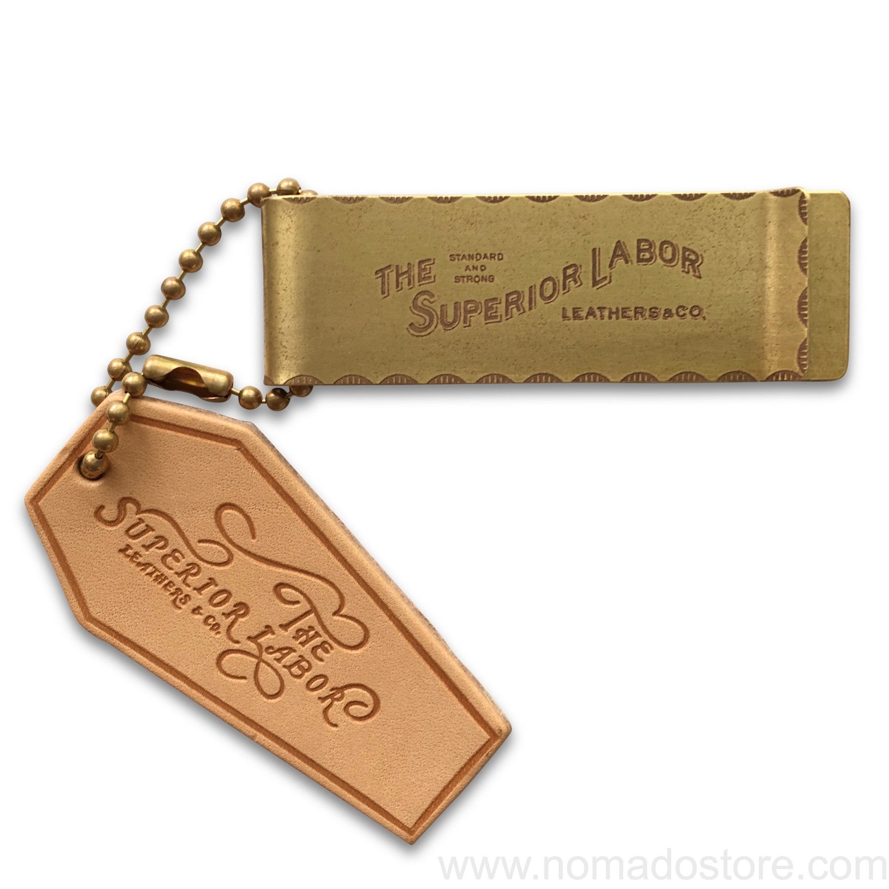 Superior Labor Long money clip - NOMADO Store