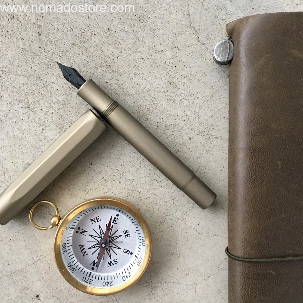 Kaweco Alu Sport Explorer Limited Edition fountain pen - NOMADO Store