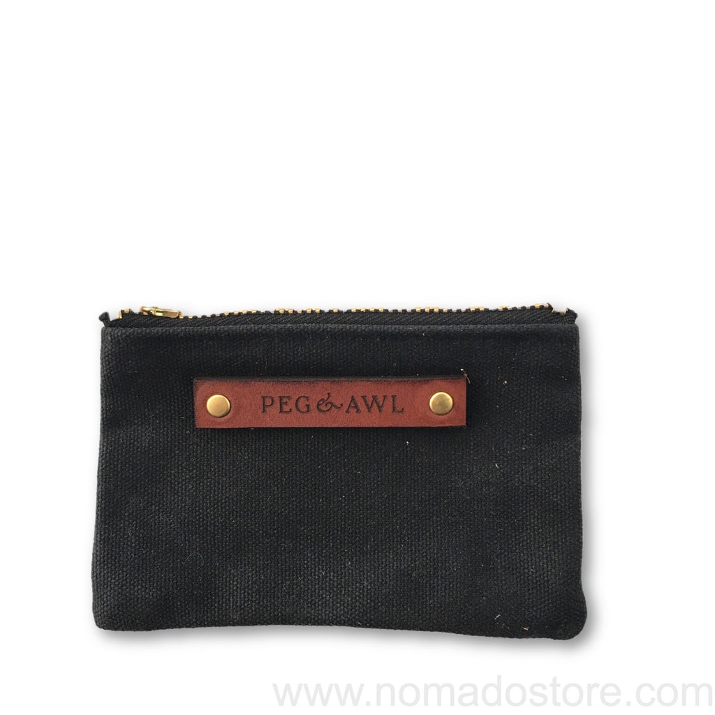 Peg and Awl No. 1 The Spender Pouch - 4 Colours - NOMADO Store
