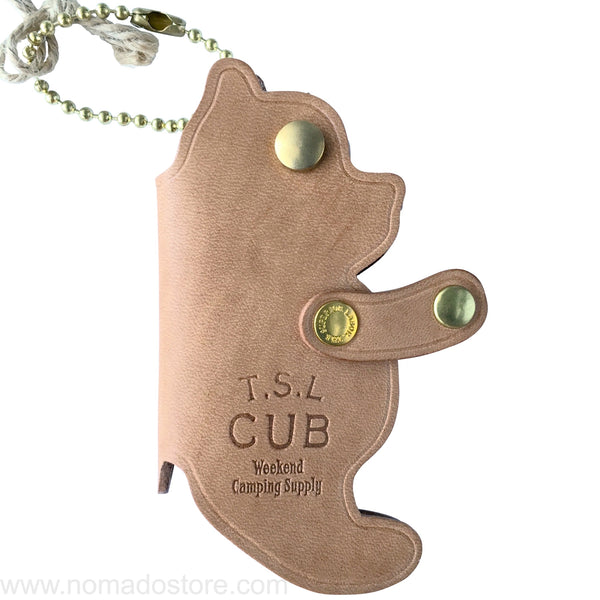 The Superior Labor Engineer CUB Key Holder - Natural