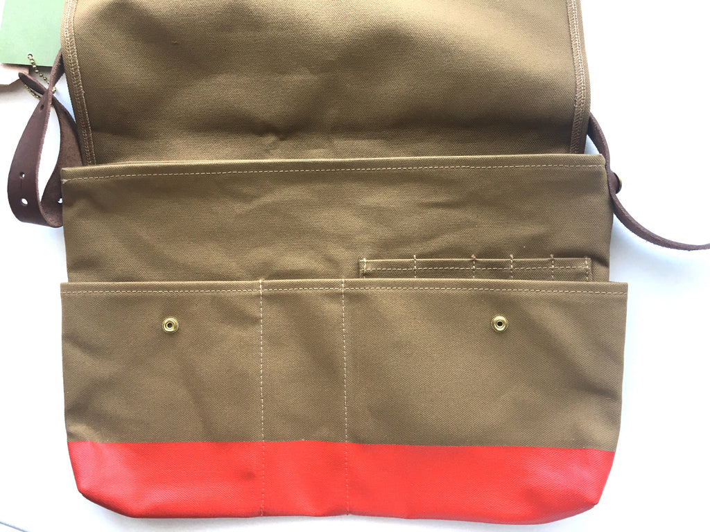 The Superior Labor New Bag in Bag Beige Canvas (2 colours)