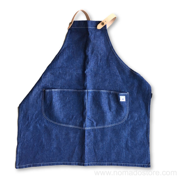 "The Superior Labor ""BBW"" Apron - Indigo"