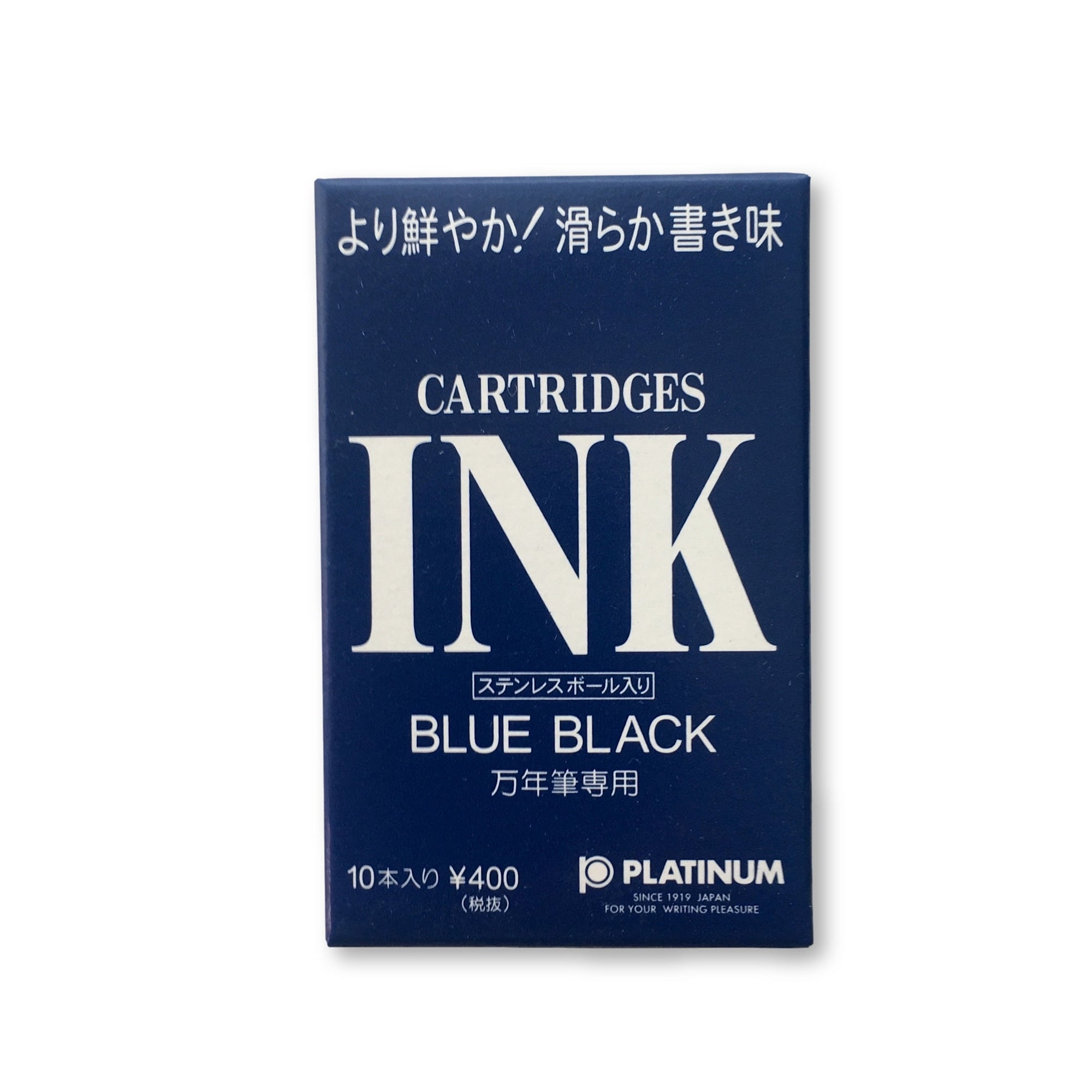 Platinum Dye Stuff Ink Cartridges (Blue Black) - NOMADO Store