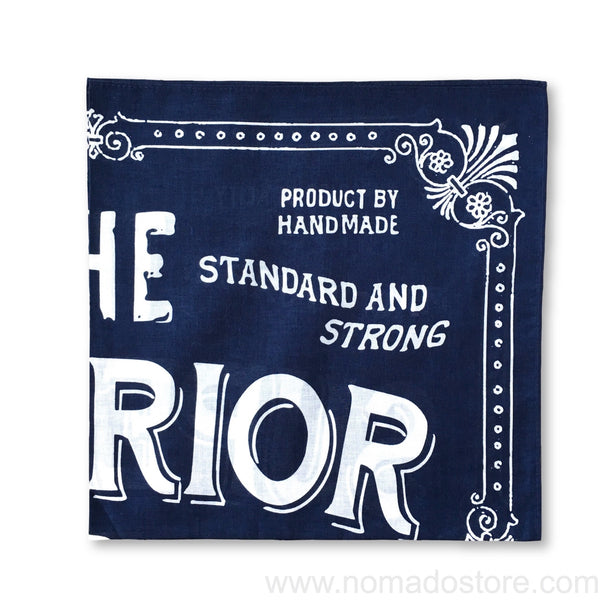 The Superior Labor Bandana - Navy Blue