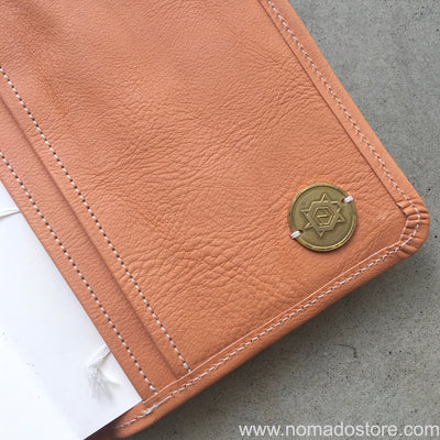The Superior Labor x Nomado Store A5 Leather Writer's Organiser - NOMADO Store