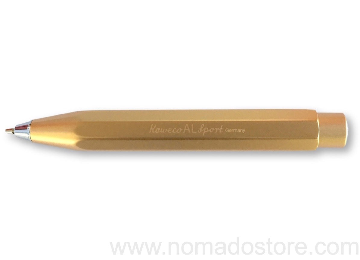 Kaweco Al Sport Gold Ltd Edition mechanical pencil - NOMADO Store