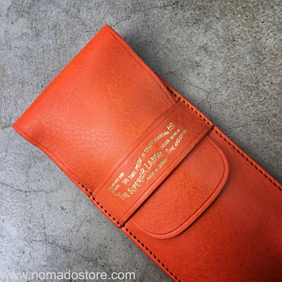 The Superior Labor Flap Pen Case AW19 (3 colours) - NOMADO Store