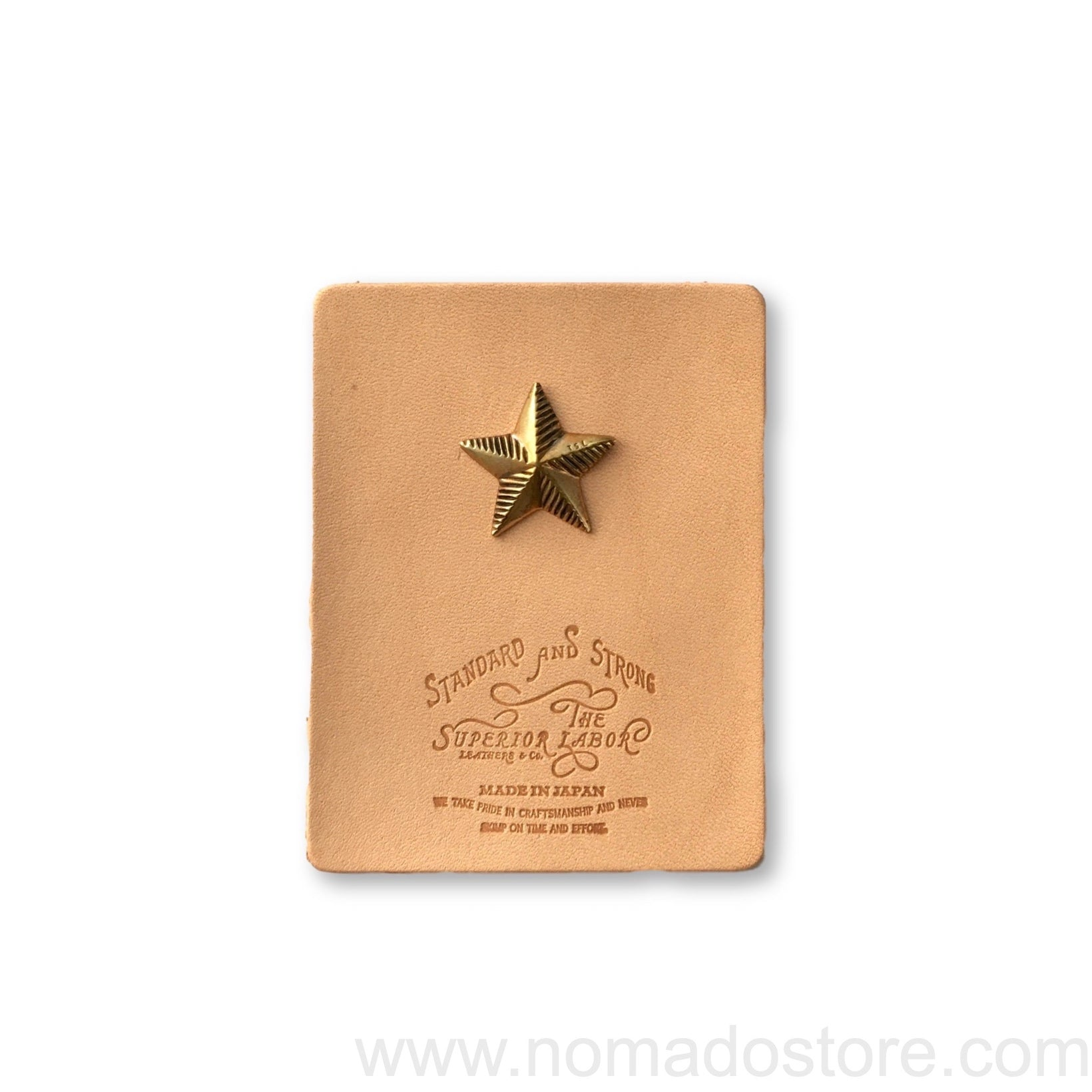 The Superior Labor Brass Star (concho or pin) - NOMADO Store
