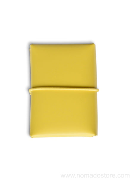i ro se Seamless Mini Wallet (Yellow) - NOMADO Store