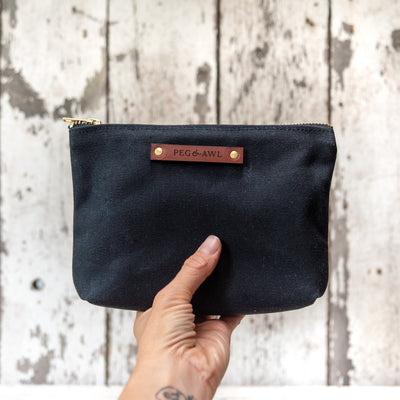 Peg and Awl No. 6: The Keeper Pouch - 4 colours - NOMADO Store