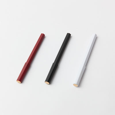 Ystudio Resin Rollerball Pen (Red)