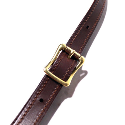 The Superior Labor HTS Long Strap (natural, light brown, black) Preorder