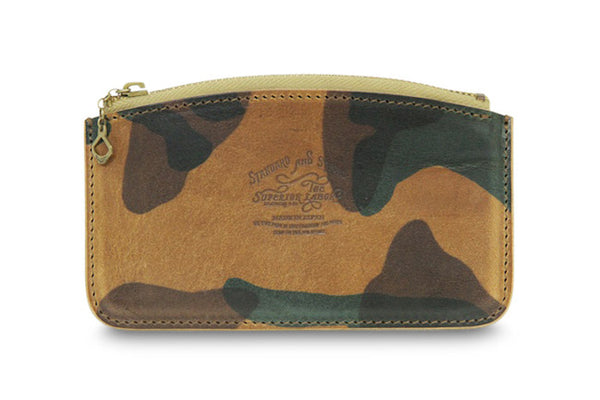 The Superior Labor Purse Camouflage Pre-order - NOMADO Store