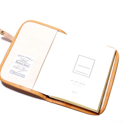 The Superior Labor Stripe A5 Notebook Cover (Preorder)