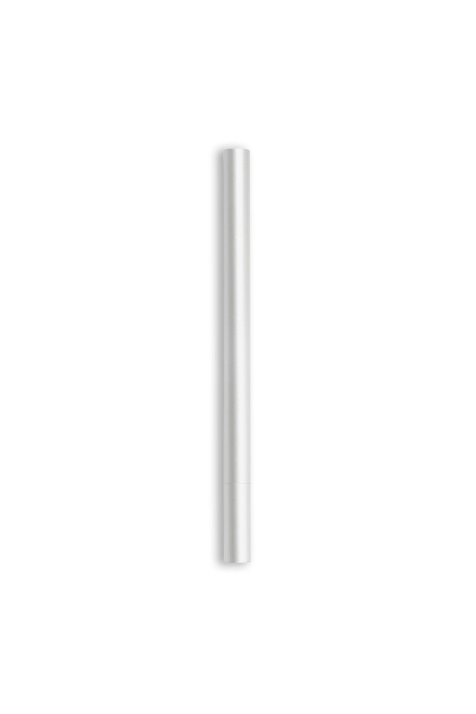 TEN Stationery Shell Rollerball Pen Silver - NOMADO Store