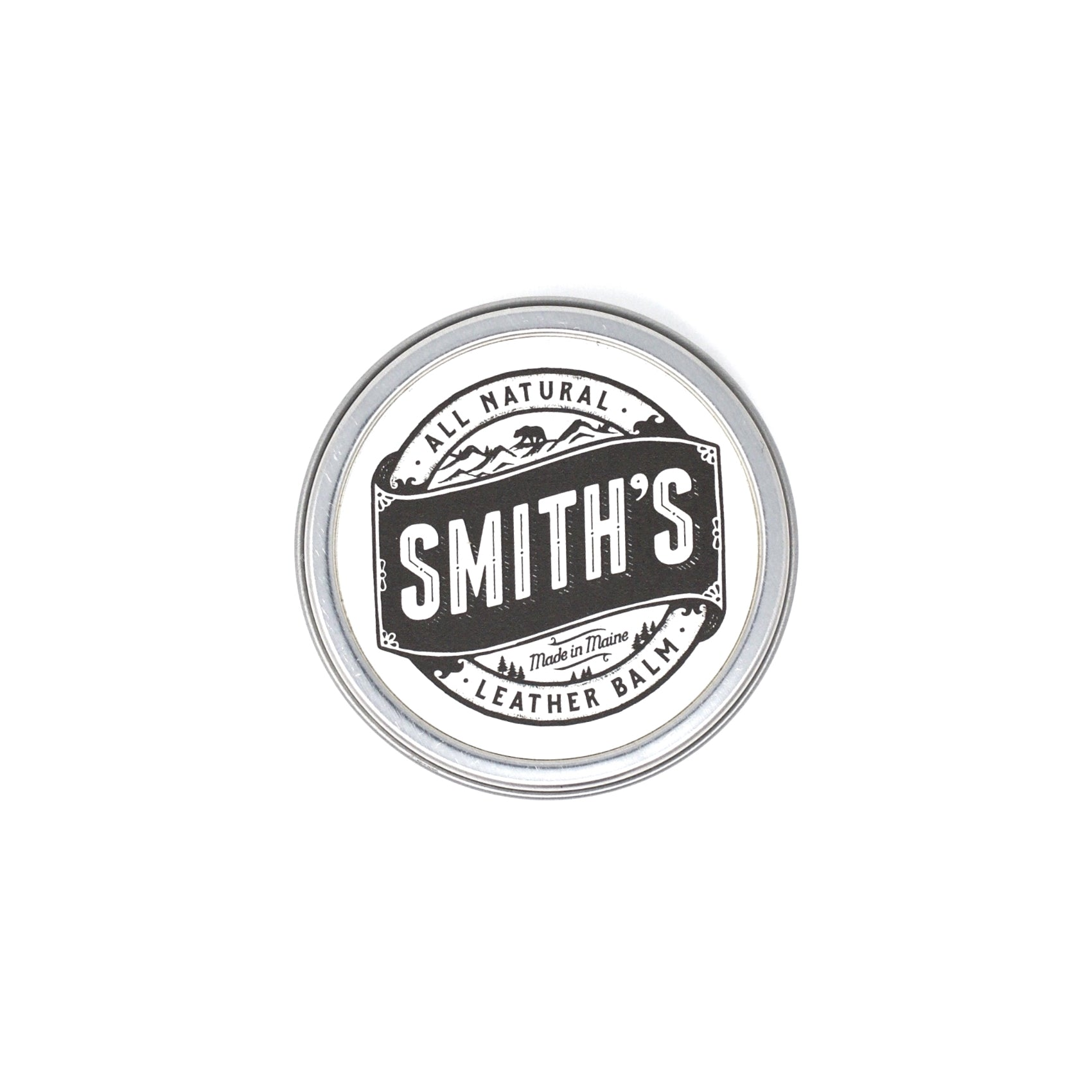 Smith's Leather Balm (1oz tin) - NOMADO Store