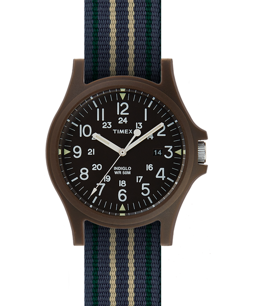 Timex Archive Acadia Green/Black dial - NOMADO Store