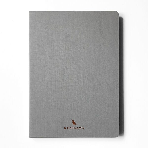 Kunisawa Find Slim Note (3 colours) - NOMADO Store