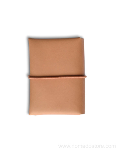 i ro se Seamless Mini Wallet (Nude/natural leather)